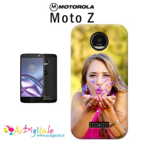cover personalizzata moto Z