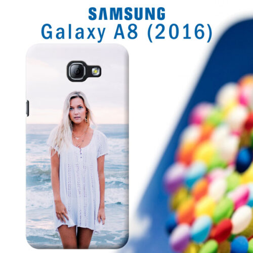 cover personalizzata galaxy a8 2016