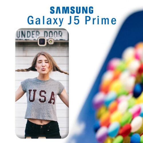 cover personalizzata Galaxy J prime