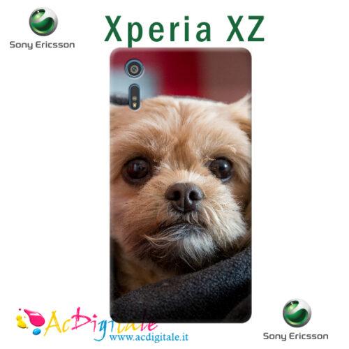cover personalizzata Xperia XZ