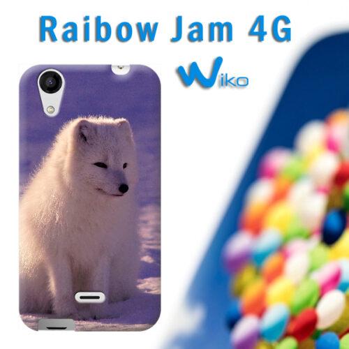 Cover personalizzata rainbow jam 4g