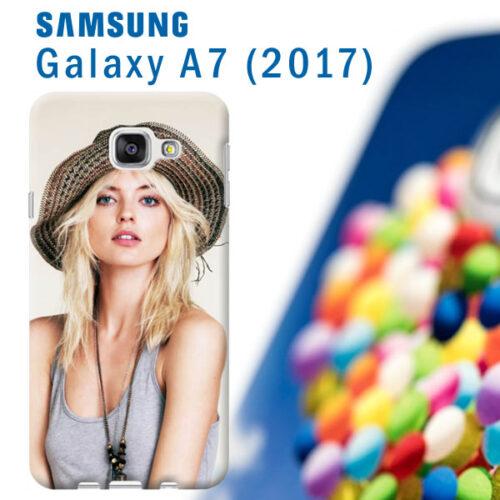 cover personalizzata Galaxy A7 (2017)