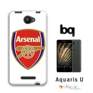 cover personalizzata bq Aquaris U