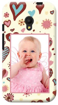 cover personalizzataPixi 4 (5) 5010D (NO 5045X) con bambina