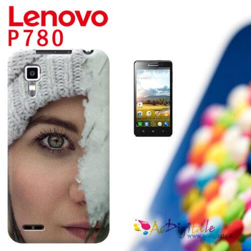 cover personalizzata Lenovo P780
