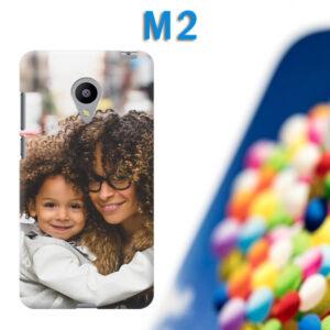 cover personalizzata meizu m2