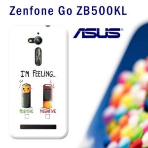 cover personalizzata Zenfone GO ZB500KL ZB500KG