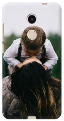 Redmi Note 4 cover morbida personalizzata
