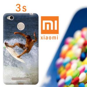 cover personalizzata xiaomi 3s