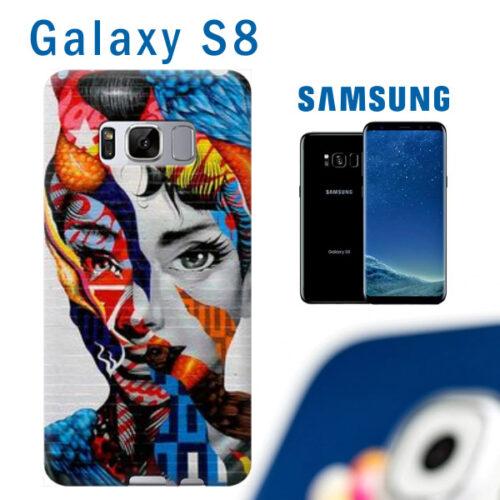 cover personalizzata galaxy S8