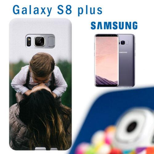 cover personalizzata galaxy S8 plus