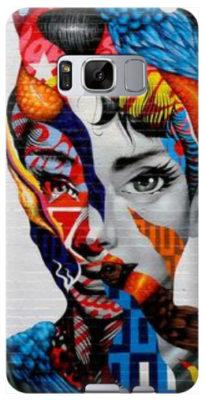 cover personalizzata galaxy S8 opera d'arte