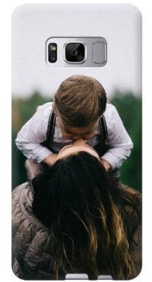 cover personalizzata S 8 plus festa della mamma