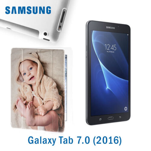 smart cover personalizzata per Tab A 7.0 (2016)