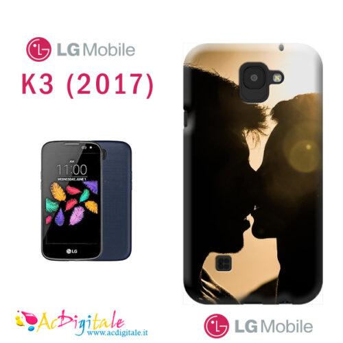 cover personalizzata k3 2017