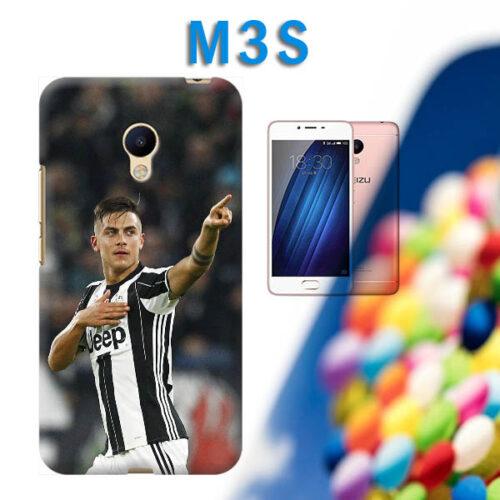 cover personalizzata meizu M3S
