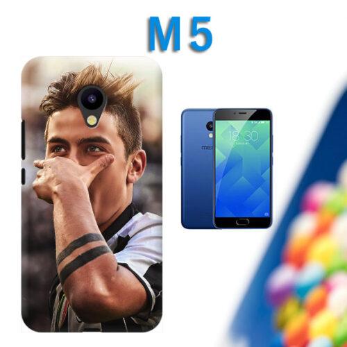 cover personalizzata meizu M5