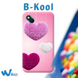 cover personalizzata Wiko b-kool