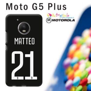 cover personalizzata Moto G5 Plus