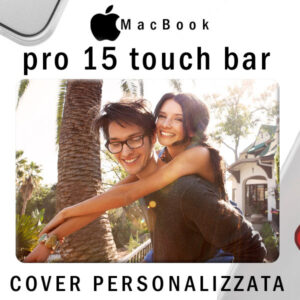 cover personalizzata MacBook pro 15