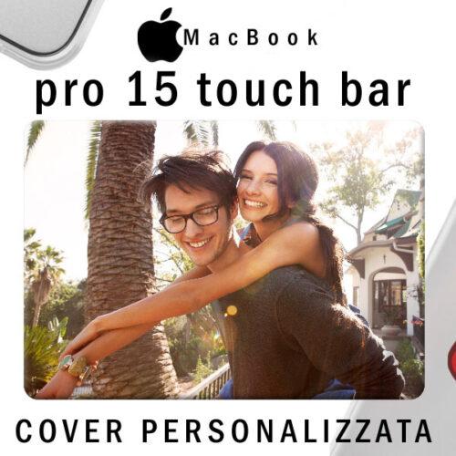 cover personalizzata MacBook pro 15