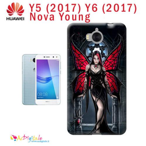 cover personalizzata Y5 (2017) Nova Young