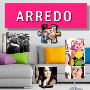 Crea e stampa Foto per Arredo