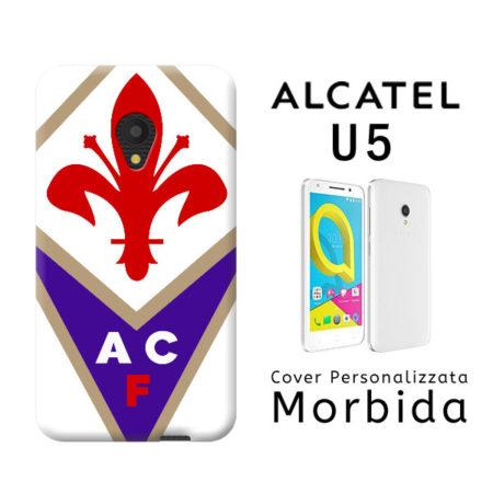 cover personalizzata lacatel U5
