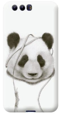 cover con panda personalizzata Honor 9