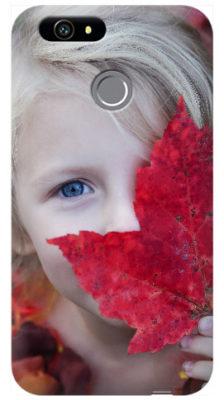 cover personalizzata nova 2con foto bambina