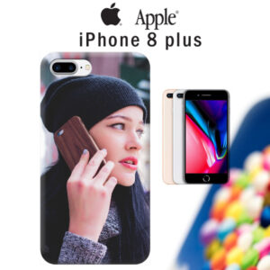 cover personalizzata phone 8 plus