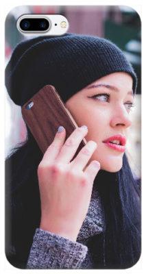 cover morbida personalizzata iphone plus
