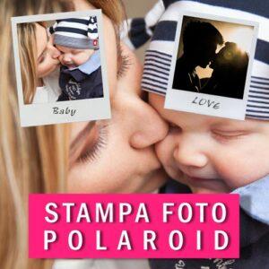 stampa foto polaroid e vintage