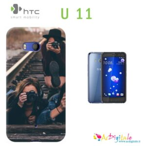 cover personalizzata HTC U11