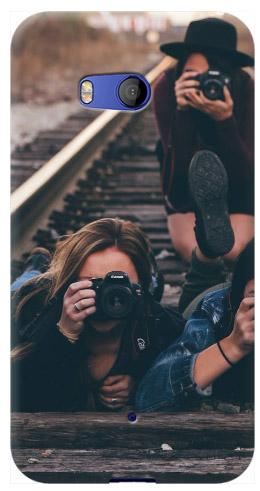 cover con foto ragazze htc U11