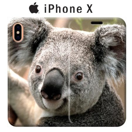 acquista online una cover a libro personalizzata per iPhone X