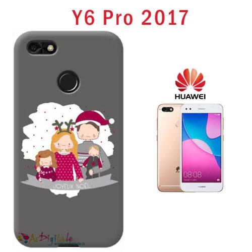 cover personalizzata Y6 Pro 2017