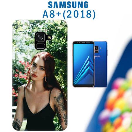 cover personalizzata a8 2018 galaxy