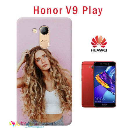 Cover personalizzata Honor V9 Play