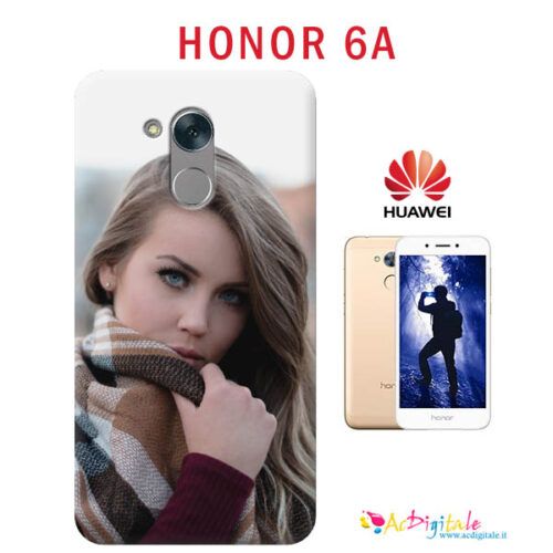 cover personalizzata Honor 6A