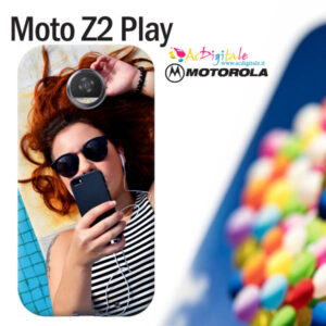 cover personalizzata Moto Z2 play