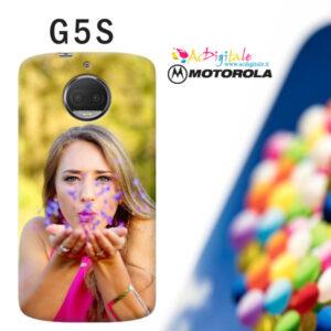 cover personalizzata moto G5s