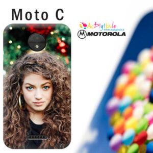 cover personalizzata Moto C