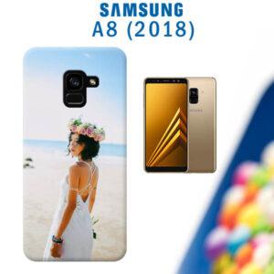 cover personalizata galaxy A8 2018