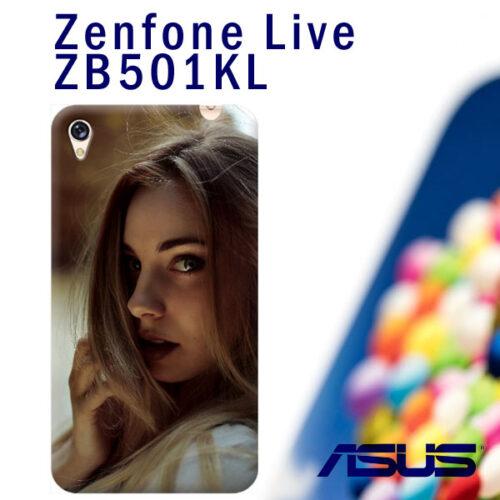 cover personalizzata Zenfone Live ZB501KL