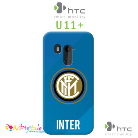 cover personalizza per HTC U 11+ plus