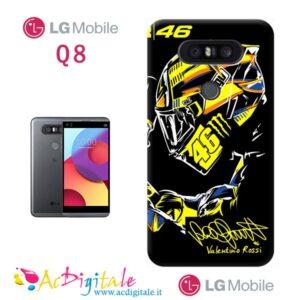 cover personalizzata lg Q8