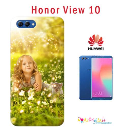 cover personalizzata Honor view 10
