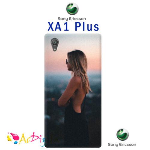 cover personalizzata sony Xa1 plus