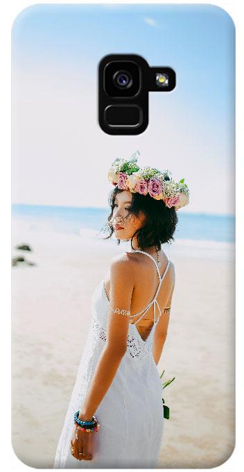 Cover Galaxy A8 (2018) personalizzata